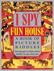 Cover of: I Spy Fun House (I Spy)