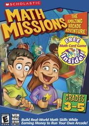 Cover of: Math Missions
