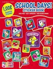 Cover of: School Days! Sticker Book