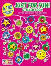 Cover of: Just for Fun! Mini Stickers Book | Scholastic