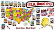 Cover of: USA Road Trip! Bulletin Board