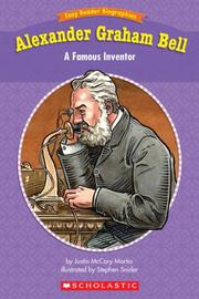 Cover of: Easy Reader Biographies: Alexander Graham Bell