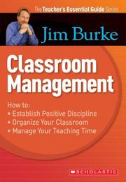 Cover of: Teacher's Essential Guide Series