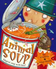 Cover of: Animal Soup