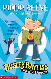 Cover of: The Big Freeze (Buster Bayliss)