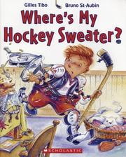 Cover of: Where's My Hockey Sweater?