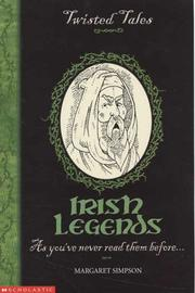 Cover of: Irish Legends (Twisted Tales)