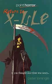 Cover of: Return to X-Isle
