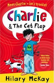 Cover of: Charlie and the Cat-flap (Charlie)