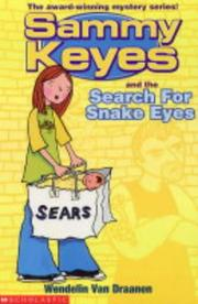 Cover of: The Search for Snake Eyes