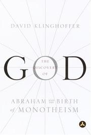 Cover of: The Discovery of God | David Klinghoffer