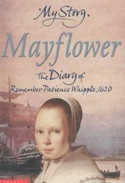 Cover of: Mayflower (My Story) | Kathryn Lasky