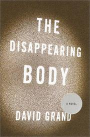 Cover of: The disappearing body