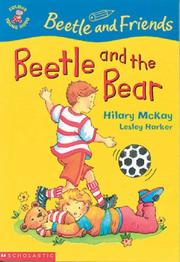 Cover of: Beetle and the Bear (Colour Young Hippo: Beetle & Friends)