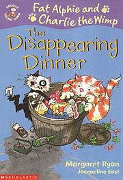 Cover of: The Disappearing Dinner (Colour Young Hippo: Fat Alphie & Charlie the Wimp)
