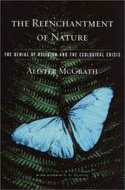 Cover of: The Reenchantment of Nature