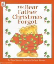 Cover of: The Bear Father Christmas Forgot (Little Hippo)