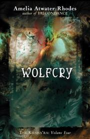Cover of: Wolfcry | Amelia Atwater-Rhodes