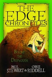 Cover of: Edge Chronicles 1: Beyond the Deepwoods (Edge Chronicles, The)