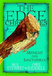 Cover of: Edge Chronicles 3:  Midnight Over Sanctraphrax (Edge Chronicles, The)