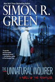 Cover of: The Unnatural Inquirer (Nightside, Book 8)