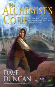 Cover of: The alchemist's code