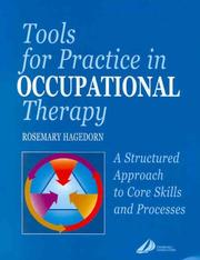 Cover of: Tools for Practice in Occupational Therapy