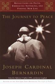 Cover of: The Journey to Peace