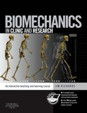 Cover of: Biomechanics in Clinic and Research
