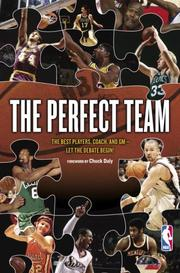 Cover of: The Perfect Team