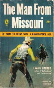 Cover of: The Man From Missouri