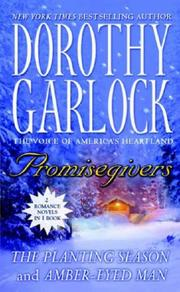 Cover of: Promisegivers | Dorothy Garlock