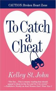 Cover of: To Catch a Cheat (Warner Forever)