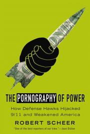 Cover of: The Pornography of Power