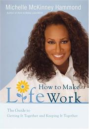 Cover of: How to Make Life Work