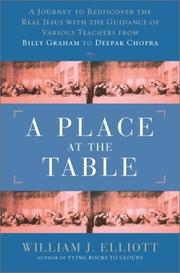 Cover of: A Place at the Table