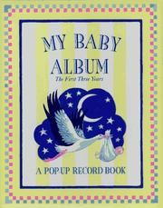 Cover of: My Baby Album | Ian Butterworth