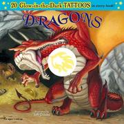 Cover of: Dragons (Glow-In-The-Dark Tattoos) | Jeff Crosby