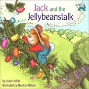 Cover of: Jack and the Jellybeanstalk (Reading Railroad Books) | Joan Holub