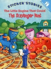 Cover of: The Scavenger Hunt (Little Engine That Could)