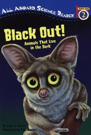 Cover of: Black Out!: Animals That Live in the Dark | Ginjer L. Clarke