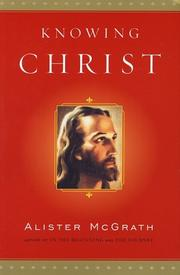 Cover of: Knowing Christ