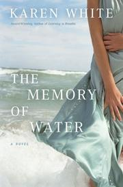 Cover of: The memory of water