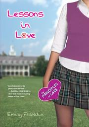 Cover of: Lessons in Love: The Principles of Love