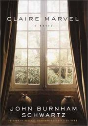 Cover of: Claire Marvel: a novel