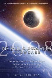 Cover of: Nebula Awards Showcase 2008 (Nebula Awards Showcase)