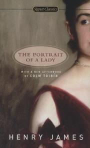The portrait of a lady by Henry James, Jr.