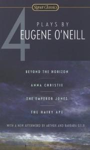 Cover of: Four Plays By Eugene O'Neill