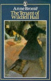Cover of: The Tenant of Wildfell Hall
