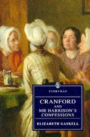 Cover of: Cranford With Mr. Harrison